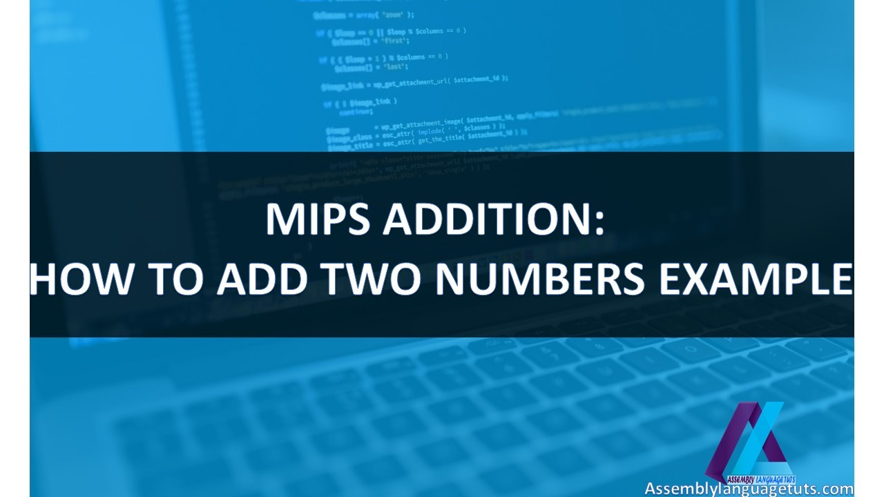 MIPS ADDITION