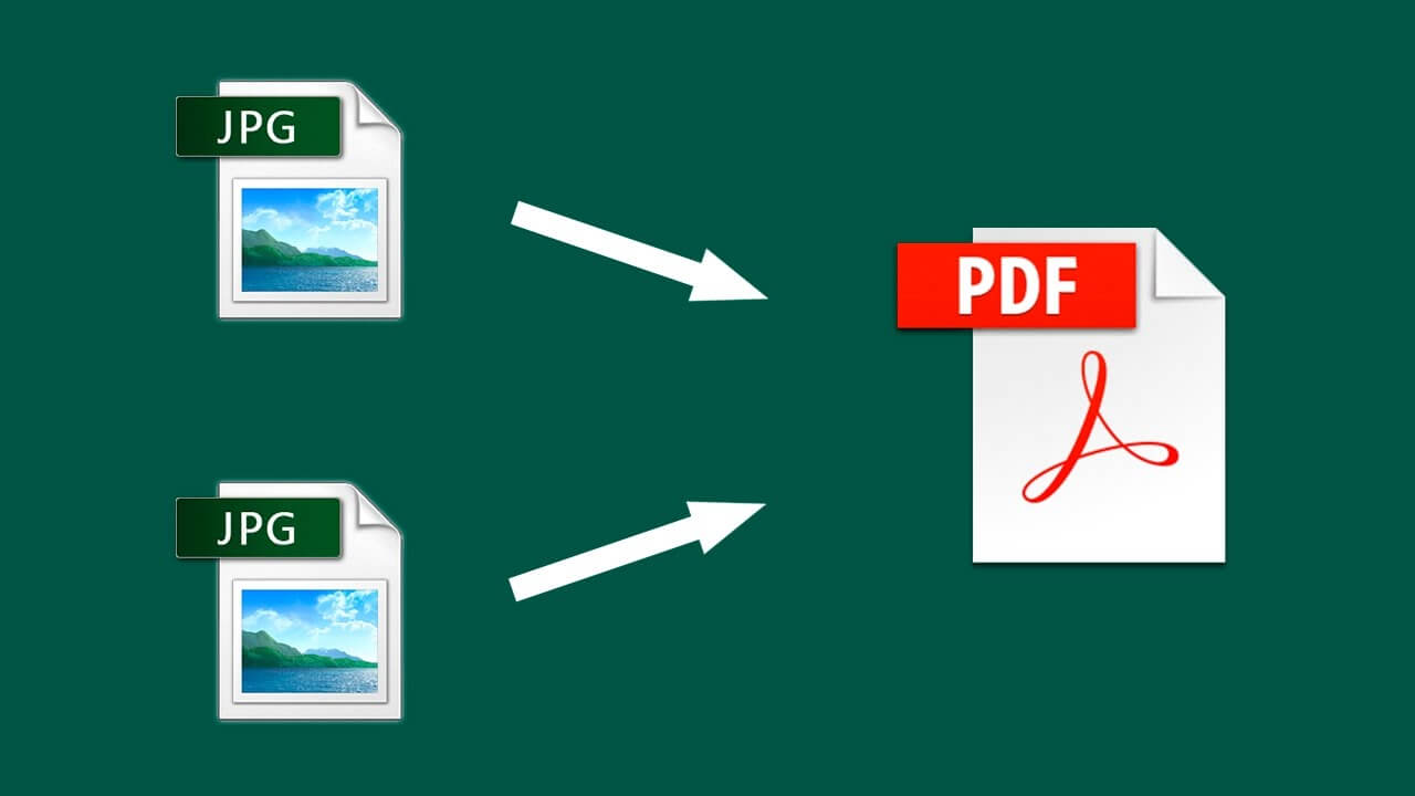 merge jpg to pdf