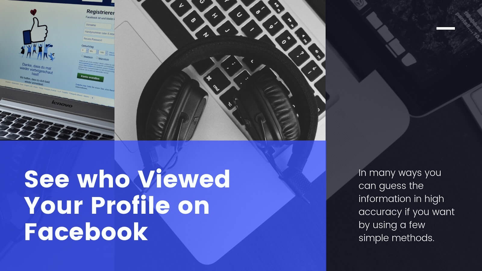 who viewed your profile on facebook