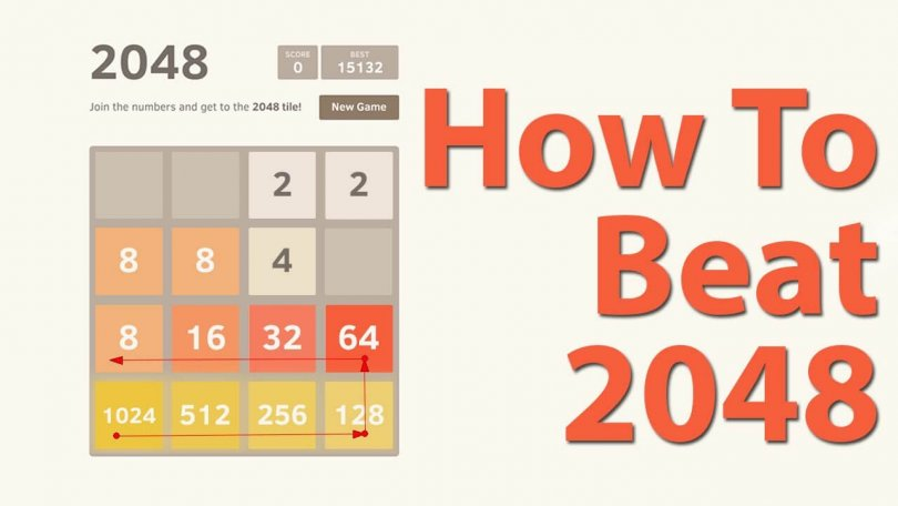 How To Beat 2048 Games