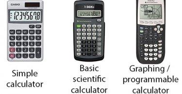 Programmable vs Non-Programmable Calculators Difference