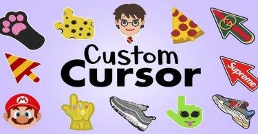 Customize Cursor For Chrome and Windows 8, 10