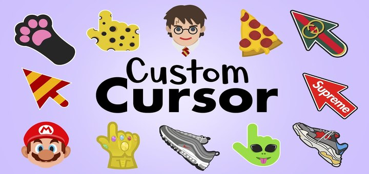 Customize Cursor For Chrome and Windows 8, 10