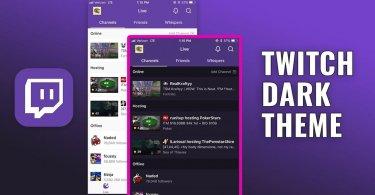 How to Turn On Twitch Dark Mode