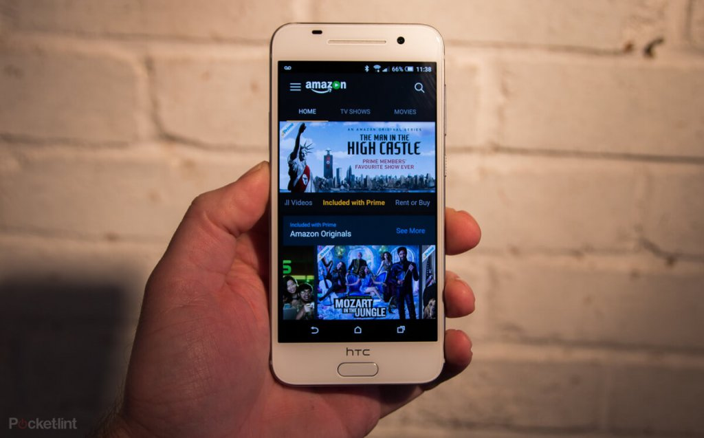 How to use Amazon Prime video on a mobile device