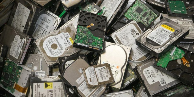 Easy Ways to recover data from a hard drive?