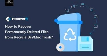 How to Recover Deleted Files on Mac even Emptied Trash