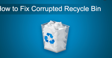 Recycle Bin Corrupted? Repair it now!