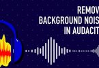 How to Remove Background Noise with Audacity