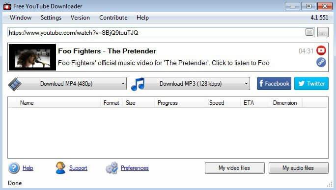 YTD downloader: Free Youtube Downloader