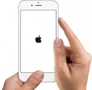 How to reset iphone with Hard reset