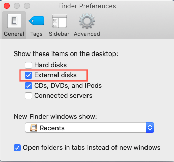 SD Card is Not Showing on Mac [FIXED]