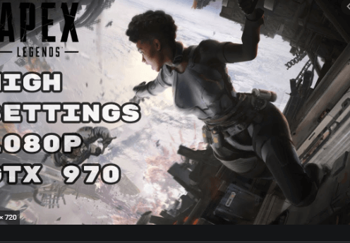 EXECUTION OF HIGH PERFORMANCE OF APEX LEGENDS