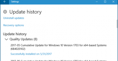 How to Uninstall the Latest Windows Update