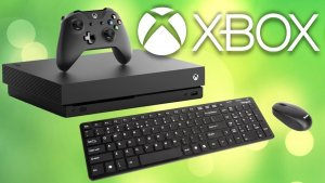 How to Use the keyboard & Mouse on XBOX one?