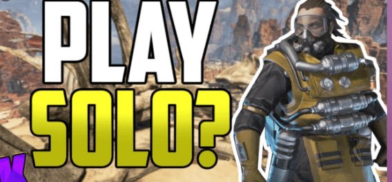 Playing the Apex Legends solo