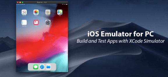 Use the iOS emulator
