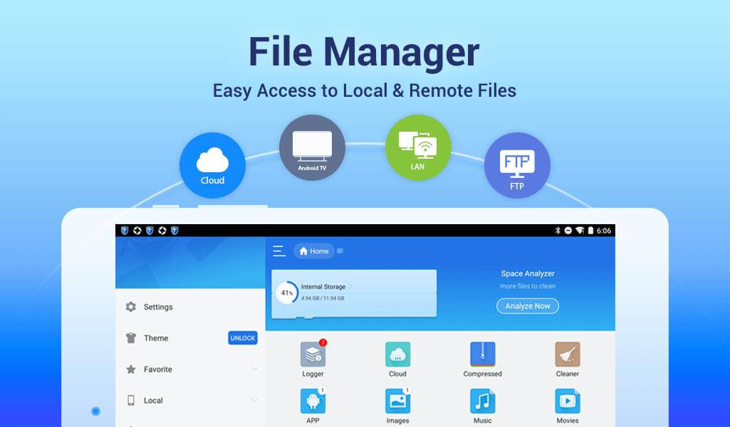How to download ES file manager for PC? (Windows and MAC)