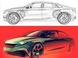 How a car designing software helps you to generate a model?