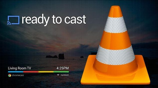 Process To Stream VLC Player To Chromecast