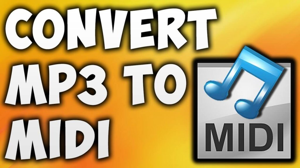 Best mp3 to MIDI converters online to improve the sound quality!