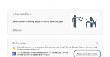 Trick 1: Try to use Chrome Remote Desktop