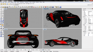 Lightwave: The best Car Design Software