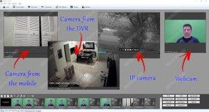 iSpy ip camera software